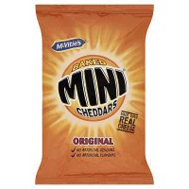 Mini Cheddars Original