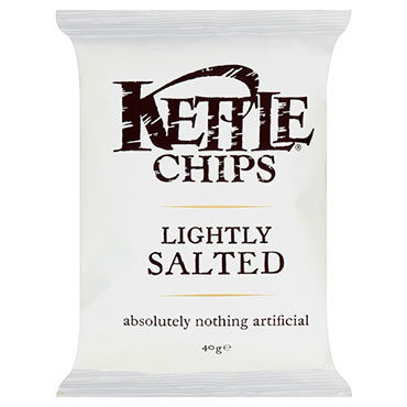 Kettle Chips - Salted